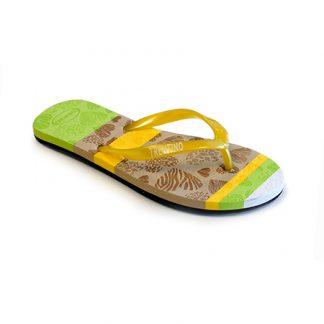 Trentino Slipper Laurella yellow